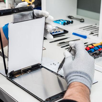 ipad Reparatur Displaytausch / LCD-Reparatur