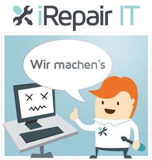 iRepair IT GmbH - Reparaturservice - Wir machen´s