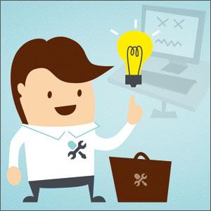 IT-Service vor Ort - Computerhilfe, Computerserive bei direkt bei Ihnen.
