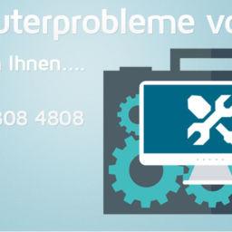 Computerprobleme vor Ort? Wir helfen Ihnen in Berlin und Umland!