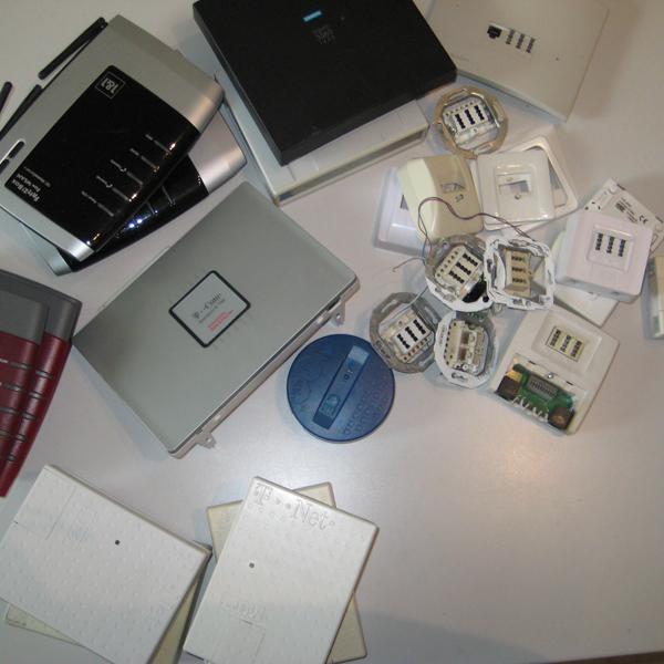 ISDN Netzwerkverkabelung, Telekommunikation, DSL-Installation