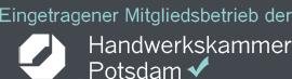 iRepair IT ist ein eingetragener Mitgliedsbetrieb der Handwerkskammer Potsdam