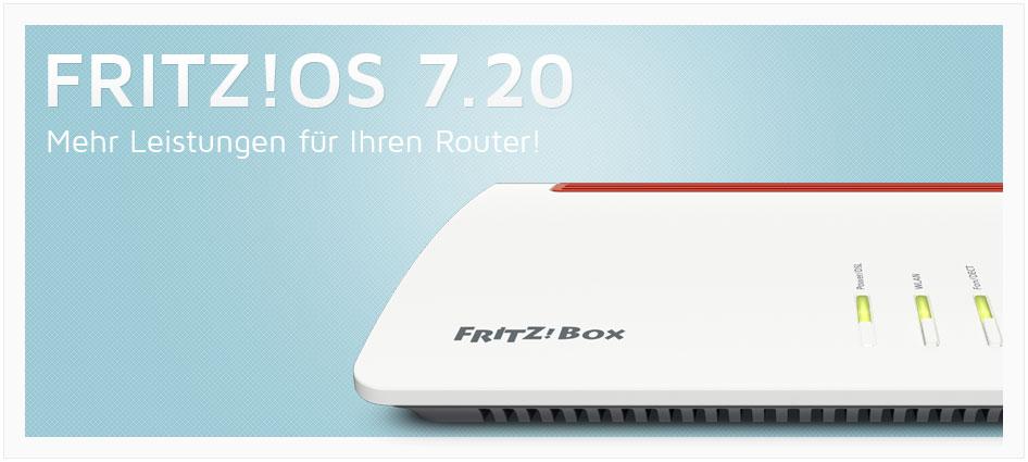 FRITZ!OS 7 – Ein neues Level für FRITZ! bei Mesh, Telefonie und Smart Home