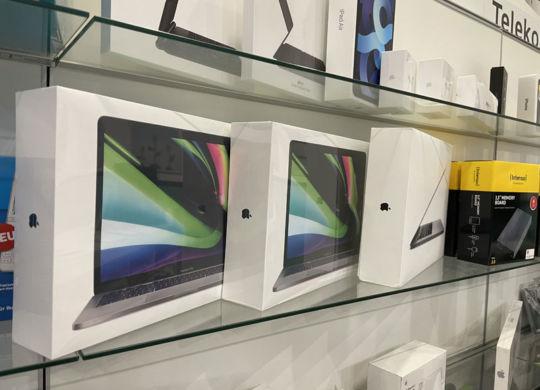 Weihnachtsgeschenk kaufen? Wie wäre es mit einem Macbook?